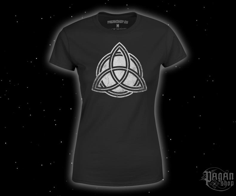 Dámské triko Triquetra