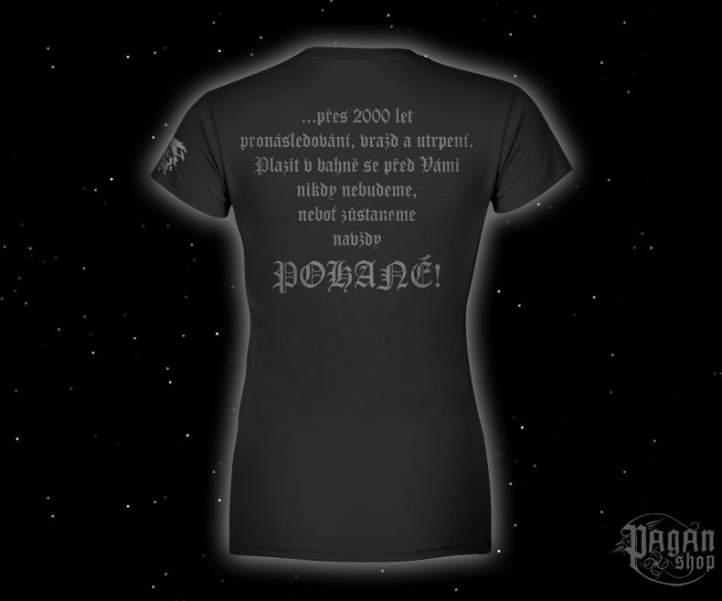Dámské triko Sláva Pohanům