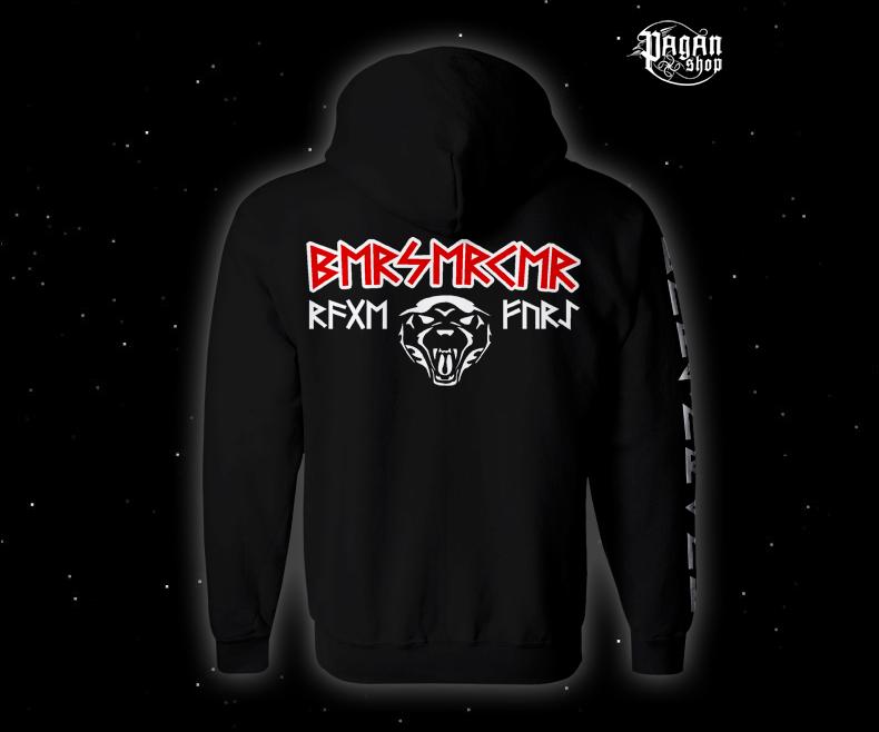 Zip hoodie Berserker