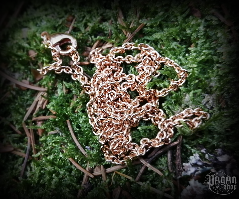 Chain Danu - bronze
