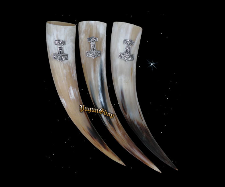 Horn 0,5 - Thor's hammer small