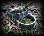 Ring Futhark Svend - 316L