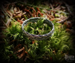 Ring Viking Maya - 925 sterling silver