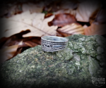 Ring Viking Aurora - 925 sterling silver
