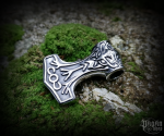 Pendant Thor's hammer Nordmann - 316L