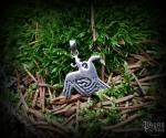 Pendant Sleipnir Gotland - 925 sterling silver