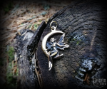 Přívěsek Víla Aliana - bronz