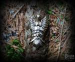 Pendant Odin Bragi - bronze