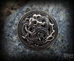 Přívěsek Vikingský drak Askim - bronz