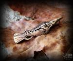 Pendant Raven Olan - bronze