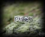 Ring Celtic Tuatha - 925 sterling silver