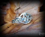 Ring Celtic Nariya - 925 sterling silver
