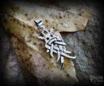 Pendant Odin Moesgard - 925 sterling silver