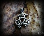 Pendant Trinity Saila - 925 sterling silver