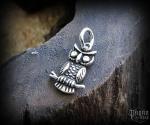 Pendant Owl Miri - 925 sterling silver