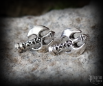 Stud earrings Axe Surri - 925 sterling silver