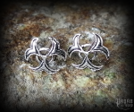 Stud earrings Celtic Trinyti - 925 sterling silver