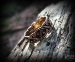 Ring Viking Arvika - bronze