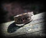 Ring Viking Aurora - bronze