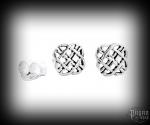 Stud earrings Celtic Sheena - 925 sterling silver
