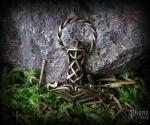 Pendant Thor's hammer Ragvald - bronze