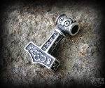 Pendant Thor's hammer Thoran - 925 sterling silver