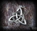 Pendant Triquetra Alecia - 925 sterling silver