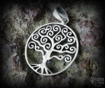Pendant Tree of life Maja - 925 sterling silver
