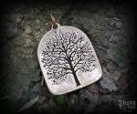Pendant Tree of life Eik - bronze
