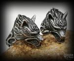 Prsten Vlk Fenrir - 316L