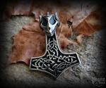 Pendant Thor's hammer Vrikke - 316L