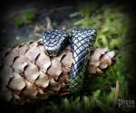 Ring Snake Dicephalic - 316L