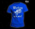 T-shirt Wotan mit mir!