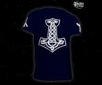 Triko Victory or Valhalla tmavě modré