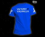 Triko Victory or Valhalla světle modré