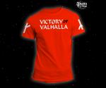 Triko Victory or Valhalla oranžové