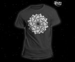 T-shirt Celtic sun