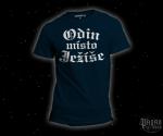 Triko Odin místo Ježíše tmavě modré