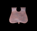 Early medieval belt bag