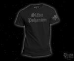Triko Sláva Pohanům černé