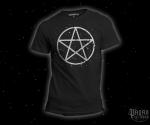 Triko Pentagram černé
