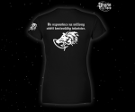 Women's T-shirt Nenaříkej, bojuj!
