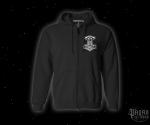 Zip hoodie Heidnischer Krieger