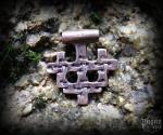 Pendant Thor's hammer Hiddensee - bronze