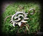 Přívěsek Triskel Suriya - bronz