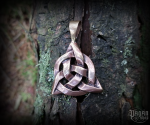 Přívěsek Triqueta Taliesin - bronz