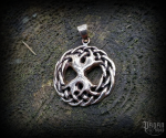 Pendant Tree of life Mimameid - bronze