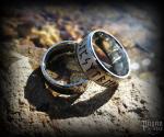 Ring Futhark Assar - 316L