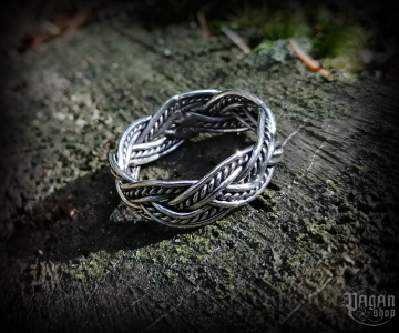 Ring Viking Thorngad - 925 sterling silver