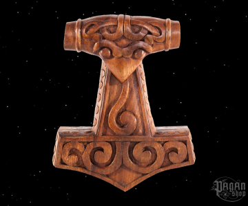 Relief Thor's hammer Thorthal